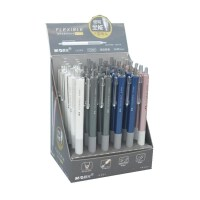 晨光绘写活动铅笔 J1201按动铅笔 Y型笔头0.5mm/0.7mm自动铅笔