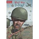 【现货】英文原版 What Was D-Day? 登陆日是什么? who was/is认知系列 中小学生读物