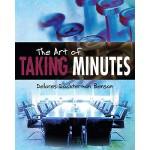 【预订】The Art of Taking Minutes 9781935597636