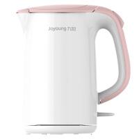九阳(Joyoung) 电热水壶烧水防烫开水煲电水壶304不锈钢1.7L K17-F802