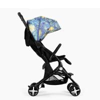 婴儿推车轻便可坐躺折叠便携式宝宝儿童口袋伞推胶囊车ZQ515