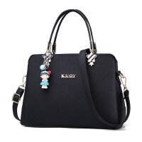 女士包包2018新款潮时尚女包单肩斜挎包百搭大容量简约韩版手提包