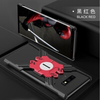 抖音网红同款三星Note9手机壳男女款潮S9金属边框个性创意GALAXY四角防摔S9+变形金刚保护套