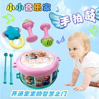 音乐旋转益智摇铃床头铃新生婴儿床铃0-1岁3-6个月12男女宝宝玩具