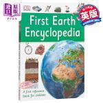 【中商原版】DK初阶地球百科全书 英文原版 First Earth Encyclopedia 儿童百科 地球科普 6-