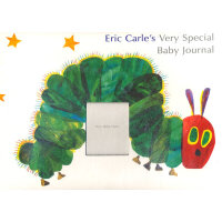 Eric Carle's Very Special Baby Journal 艾瑞・卡尔-宝宝成长记录 ISBN 97