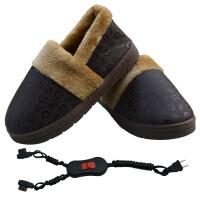 充电暖脚宝插电暖脚垫电暖鞋可行走加厚暖脚器电热鞋加热保暖鞋