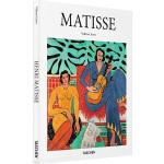 马蒂斯 英文原版 MATISSE 野兽派创始人 艺术绘画大师 艺术收藏画册 TASCHEN