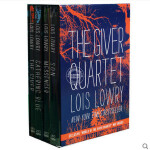现货 赐予者 英文原版 The Giver 记忆传授人套装 Quartet Boxed Set