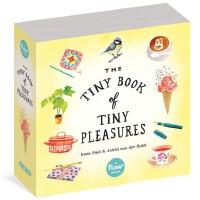 英文原版 Flow杂志:小确幸之书 手帐纸作 插画艺术 装帧设计 Flow Magazine: The Tiny Bo