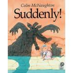 【预订】Suddenly!: A Preston Pig Story 9780152016999