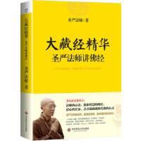 大藏经精华――圣严法师讲佛经