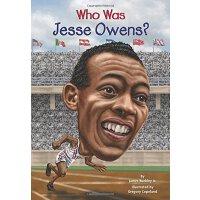 【现货】英文原版 Who Was Jesse Owens? 欧文斯是谁?中小学生课外读物 人物传记