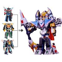 太阳战机王玩具巨神战击队3豪华版变形机器人爆裂冲锋战机王玩具男孩