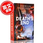 现货 三体3 死神永生 英文原版 Death's End 刘慈欣 三体系列 科幻小说 Cixin Liu 第三部 Th