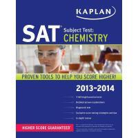 [现货]Kaplan SAT Subject Test Chemistry 2013-2014
