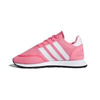 【到手价:284.5元】阿迪童鞋三叶草经典鞋休闲鞋男童女童运动鞋AC8545 牛奶粉