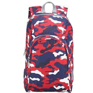 【2件2.9折,1件3.5折】卡拉羊双肩包学生书包韩版时尚潮流休闲旅行背包CX5713