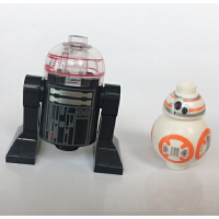 兼容乐高星球大战机器人拼插人仔积木儿童玩具男孩礼物 D867A 袋装