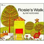 母鸡萝丝去散步进口原版 平装 童趣绘本学前教育(4-6岁),Pat Hutchins(帕特・哈钦斯),Simon &