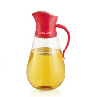 【当当自营】乐扣乐扣(lock&lock)厨房用品自动开合油壶 红色(550ml)CKO101RED