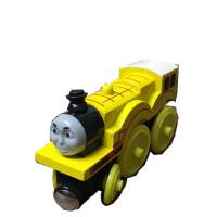 儿童木质托马斯小火车头套装 磁性轨道滑行木制玩具车大号3岁