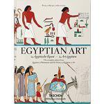 TASCHEN原版Prisse d'Avennes: Egyptian Art古埃及艺术 建筑、绘画、雕塑、艺术画册