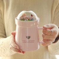 生日礼物女生创意闺蜜送学生党高中生有纪念意义实用的小杯子
