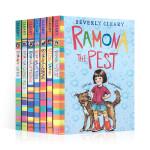 英文原版进口 雷梦拉Ramona系列7本 儿童桥梁章节小说书读物 RamonaThe Pest/The Brave/