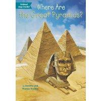 【现货】英文原版 金字塔在哪儿? Where Are the Great Pyramids? who was/is认知