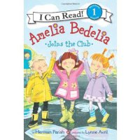 【预订】Amelia Bedelia Joins the Club 9780062221308
