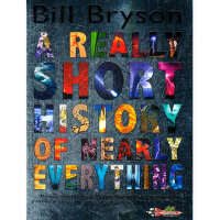 Really Short History of Nearly Everything 万物简史 ISBN 9780552