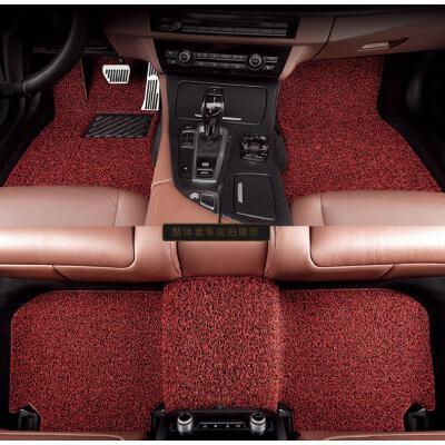 丰田皇冠锐志1新凯美瑞威驰卡罗拉RAV4雷凌专用汽车丝圈脚垫 下单请备注车型为您精确匹配或联系客服