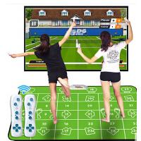 家用减肥跳舞机健身减肥无线加宽瑜伽电视电脑无限下载两用双人跳舞毯