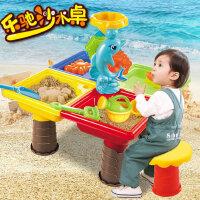 儿童沙滩玩具车套装桶宝宝玩沙挖沙漏大号铲子决明子戏水洗澡