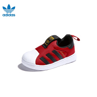 【到手价:329元】阿迪达斯adidas童鞋19新款婴幼童学步鞋宝宝鞋SUPERSTAR 360 I运动鞋 (0-4岁