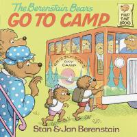 The Berenstain Bears Get in a Fight 《贝贝熊去郊游》ISBN 9780394851