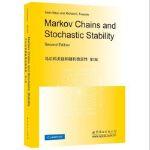 马尔科夫链和稳定性 第2版,(美)S.梅恩(Sean Meyn),R.L.特威迪(Richard L.Tweedie,