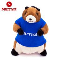 Marmot/土拨鼠户外男女通用挂件配饰土拨鼠公仔玩偶G100