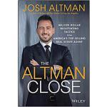 【预订】The Altman Close: Million-Dollar Negotiating Tactics Fr
