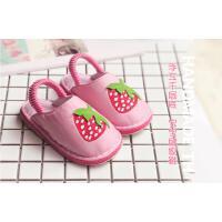 儿童夏居家1-3-4岁宝宝室内防滑女宝婴幼儿拖鞋