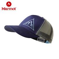 marmot/土拨鼠2018新款户外舒适透气男女通用可调节棒球帽S1499
