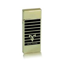 USB充电打火机超薄金属防风电子点烟器创意个性