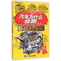 汽车为什么会跑(发动机图解升级版)/陈总编爱车热线书系