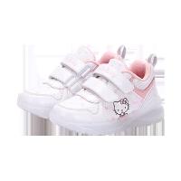 童鞋女童运动鞋2019冬季新款二棉保暖休闲鞋百搭时尚小白鞋