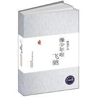 【正版二手书9成新左右】像少年啦飞驰(PT铂金版全新上市 韩寒 万卷出版公司