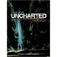 [现货]英文原版The Art of the Uncharted Trilogy神秘海域画册