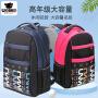 2019年新款台湾unme减负护脊书包小学生初中男女轻款背包1-4-6年级