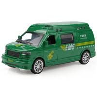 儿童玩具救护车仿真模型110特警车男女孩惯性小汽车120急救车