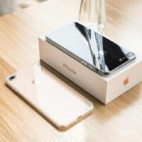 图拉斯iPhone8手机壳苹果7Plus透明7p硅胶套i8女男8超薄软壳八P全包iP防摔iPhone7液态puls网红